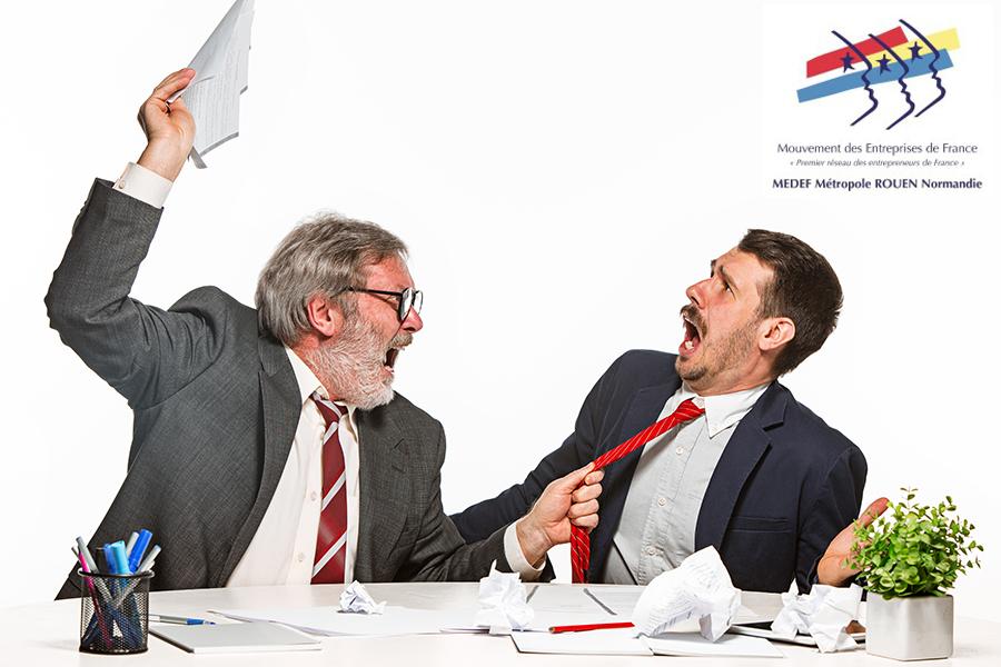 Faire face aux conflits relationnels en entreprise - Webinaire